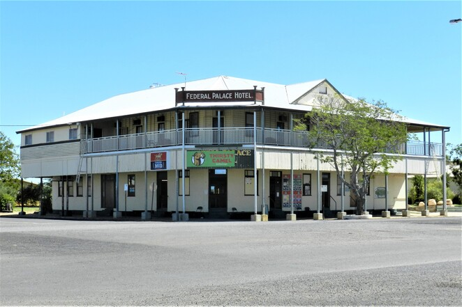Things to do in Richmond,Dinosaurs in Queensland,Fossil digs Australia,Outback queensland road trip,Queensland outback,Queensland holidays,Lake Fred Tritton,Koronosaurus Korner,Historic hotels queensland,Things to do in outback queensland,
