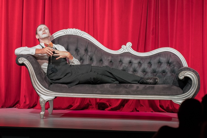 toby chittenden, mousetrap theatre, redcliffe, brisbane, moreton bay, trichotomy of jest