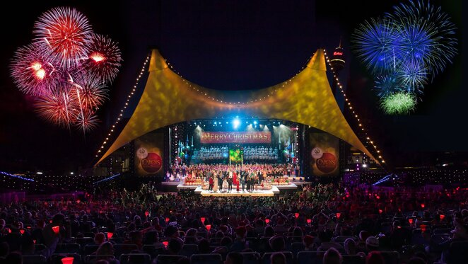 Woolworths Carols in the Domain 2019