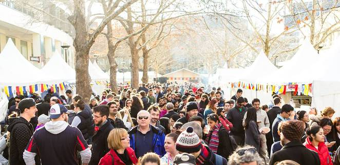 world curry festival, canberra, ACT, foodie, curries, dinner, lunch, festivals, events, winter,