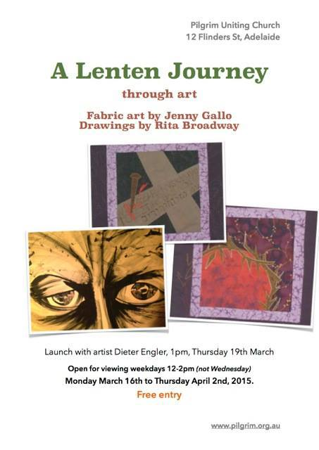 A Lenten journey through art