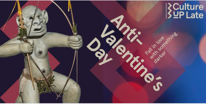 Culture Up Late -Anti Valentines Day