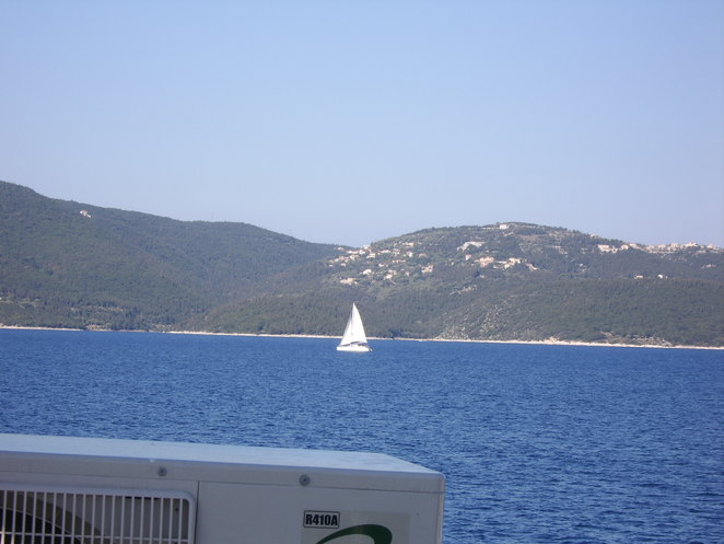 A Little Piece of Paradise - Ionian Sea between Kefalonia and Ithaca