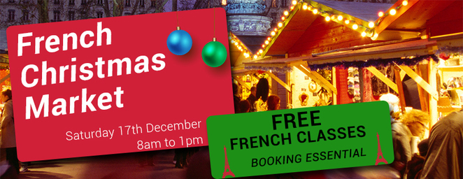 Alliance Française, Christmas Market, 2016, Free, French lessons, West End, cultural