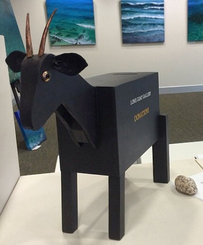 archibald prize, lone goat gallery, lismore regional gallery, northern NSW, art