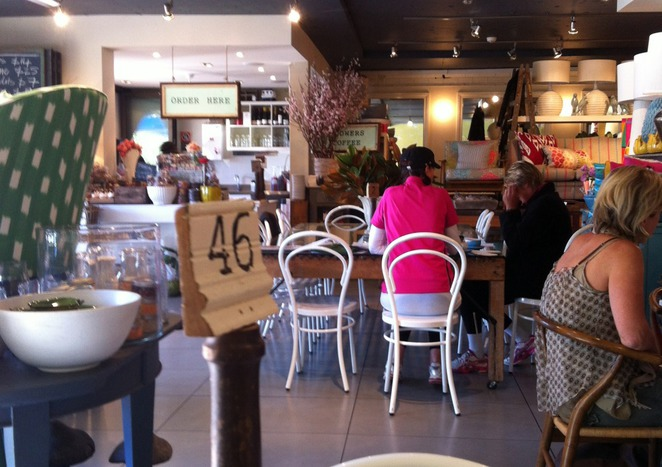 Armchair Collective, cafe, northern beaches, Mona Vale