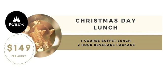 atrium restaurant, pavilion hotel, canberra, christmas day lunch venues, ACT, canberra, christmas, lunch, buffet, seafood, 2018, whats on, kids, children, hotel,