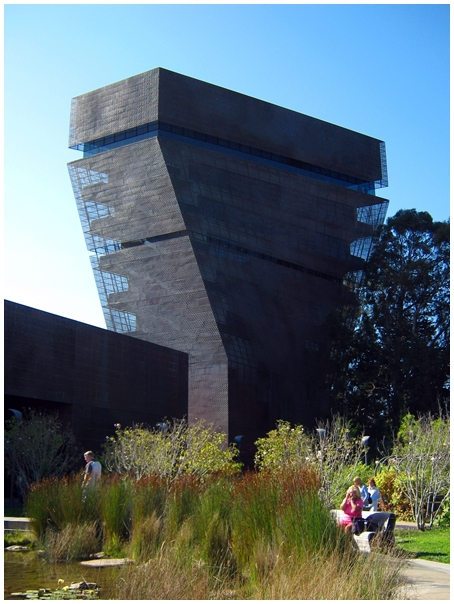 Best Places to visit in San Francisco, San Francisco bay area, De Young Museum