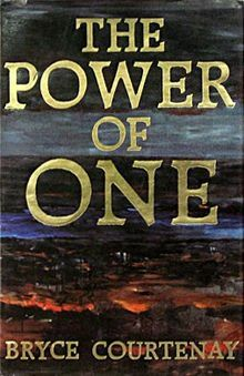 bryce, courtenay, power, one, book