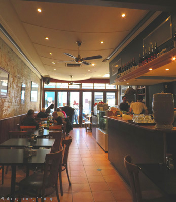 Cafe Blac, Glenferrie Road Hawthorn cafes, best eggs benedict hawthorn