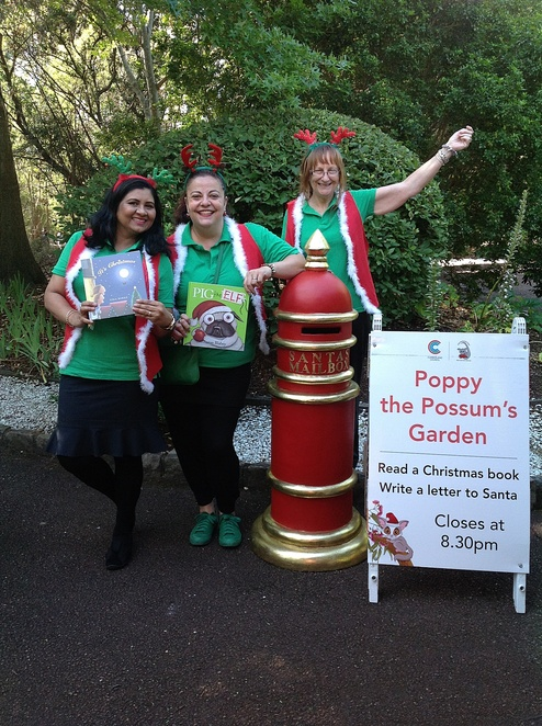 Christmas in the Gardens, Auburn Botanic Gardens
