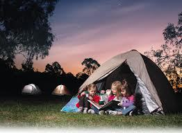 come try camping