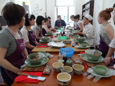 Cookery,class,Vietnam,Saigon, Ho Chi Minh,activity, food,cuisine, restaurant