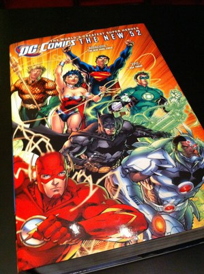 DC Comics The New 52 Collection
