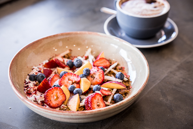 Drummer Boy Cafe is the latest cafe to open in the heart of Port Adelaide. With vegan treats & 5 Senses coffee.