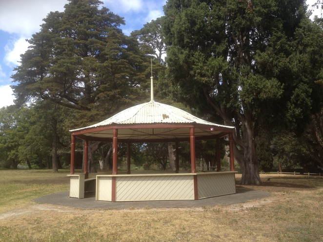 Rotunda in Eastern Park