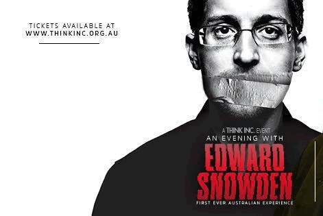 edward Snowden, Plenary, NSA