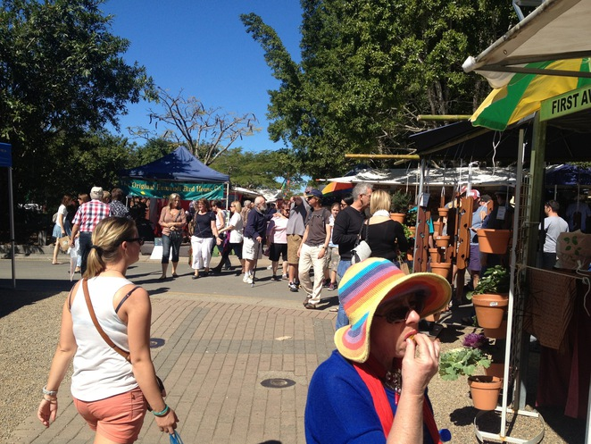 Eumundi Markets, famous, Wedneday and Saturday, gift ideas, authentic cuisines