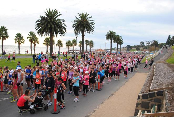 Geelong foreshore, Mother's Day Classic