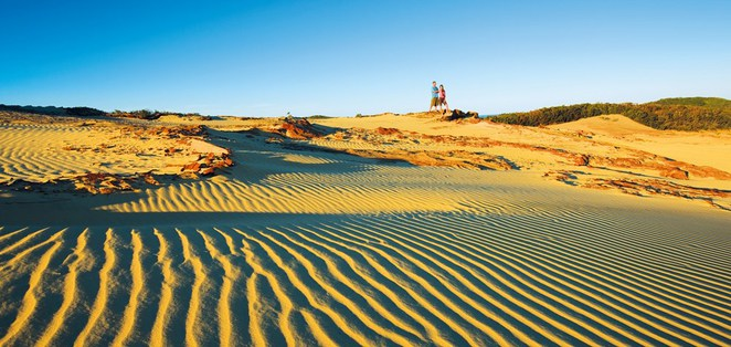 Fraser Island, Queensland's World Heritage sites