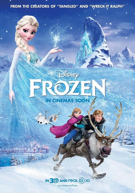 Frozen, Movie Review