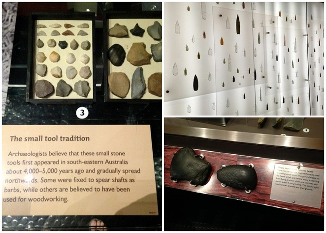 gallery of first australians, ACT, national museum of australia, indigenous, aboriginal, first australians, canberra, history, tools,