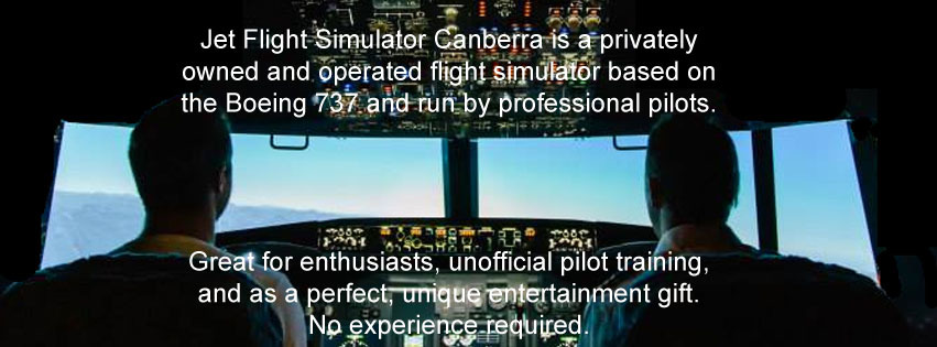 Top 20 experience gift ideas in canberra canberra jet flight simulator canberra jet flight simulator act experience gift gifts negle Image collections