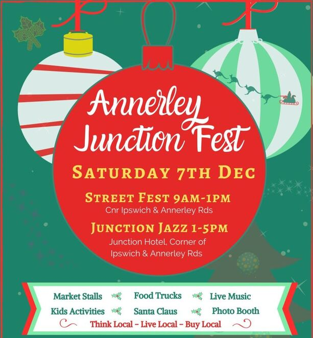 Junction Fest, 2019, Annerley, stalls, workshops, food, drinks, entertainment, jazz, community