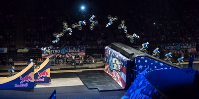 Just a taste of what you're in for come May at Stockland Park/Image from nitrocircuslive.com