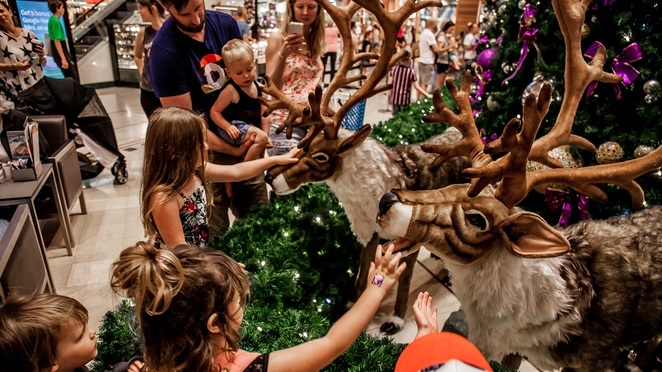 Karrinyup Shopping Centre, Christmas in Perth, Christmas at Karrinyup, Perth shopping, VIP Shopping Perth, Perth shopping events