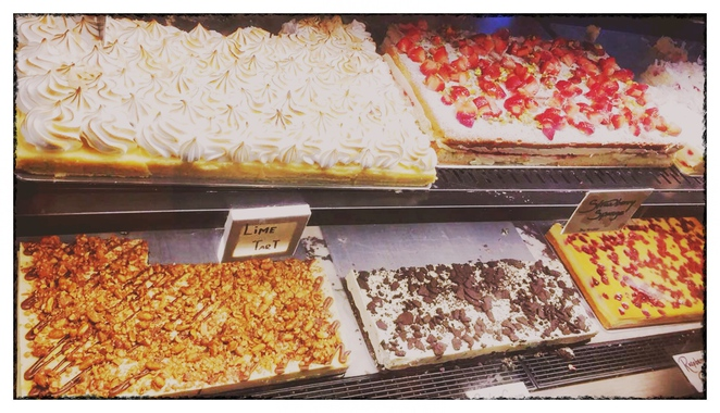 Kurtosh slab cakes randwick