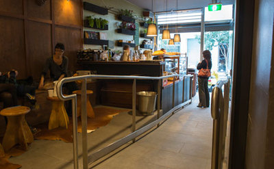 Little Marionette, Cafe, Coffee, Espresso, Beans, Surry Hills, Corduroy, Foster Street