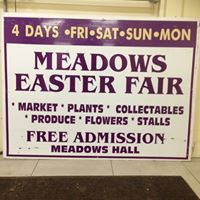 meadows easter fair, chilli factory, that's cute, farmer darcy's travelling farm, fun, food, games, picnic, animal nursery