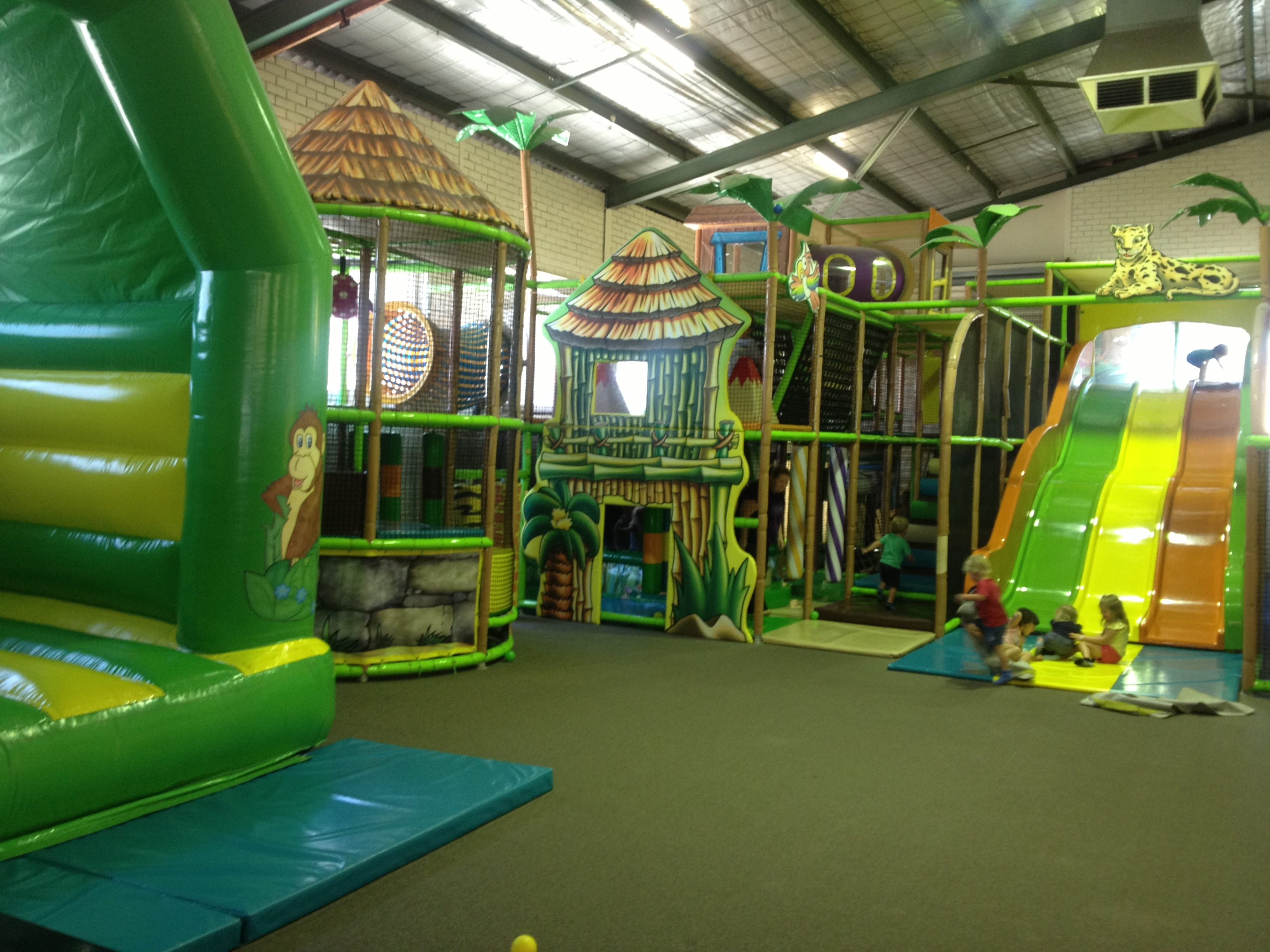 Mighty Jungle Indoor Play Centre Perth