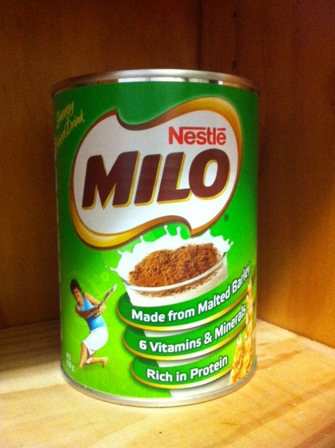 Milo is great for a chocolate taste in your recipes  Or you can eat it