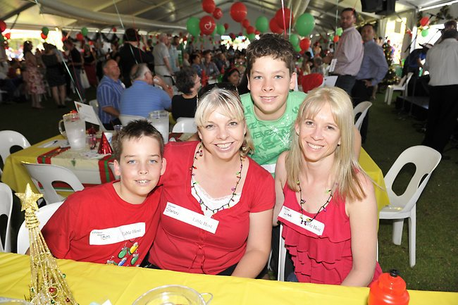 mission australia, christmas, charity