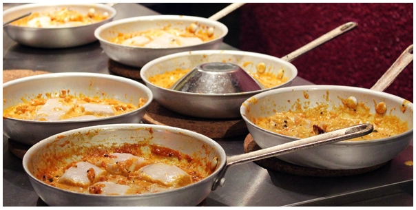 Nilgiris, Ajoy Joshi, Indian cuisine, cooking class, indian cooking, St Leonards, the art of cooking, FIsh Moiley, Moilee