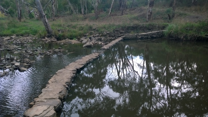 Onkaparinga River Swimming Hole