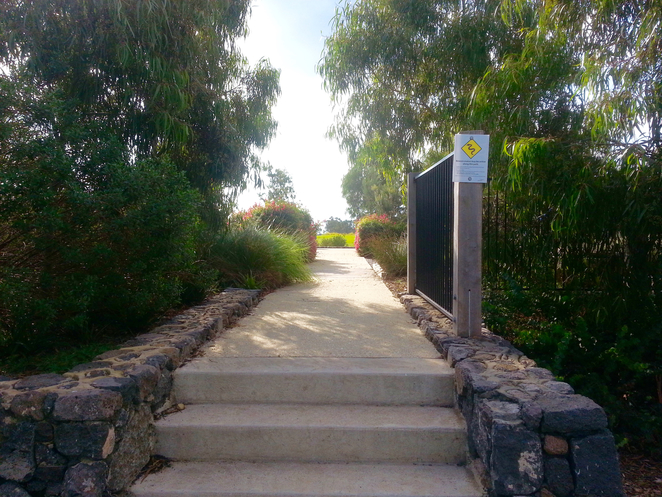 Percy Cherry Park, Curlewis, Creekside Drive, Drysdale, Clifton Springs, Playground, Park, Picnic Spot, Dog Exercise area, walking track,