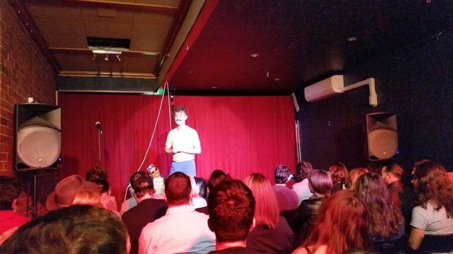Physical Theatre, Barnie Duncan, Dani Cabs, Weekend at Barnies, Melbourne International Comedy Festival, Tuxedo Cat