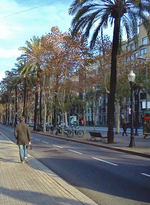 Places to go on Avinguda Diagonal Eixample area Barcelona