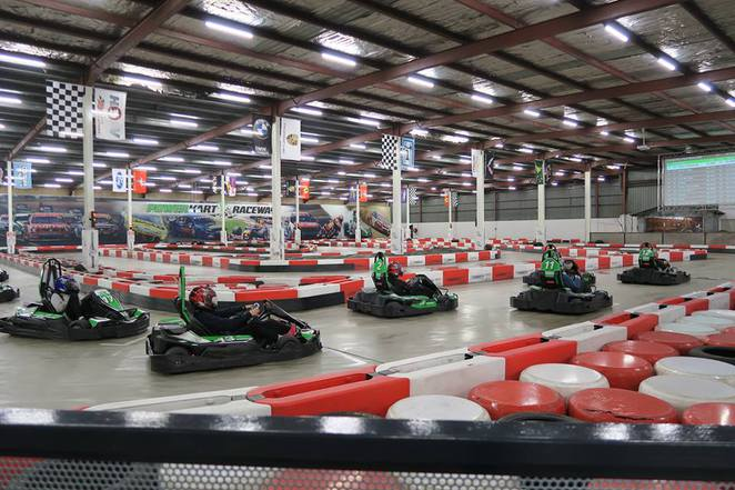 power kart raceway, go karting, action sports, griffith, canberra, ACT, sports