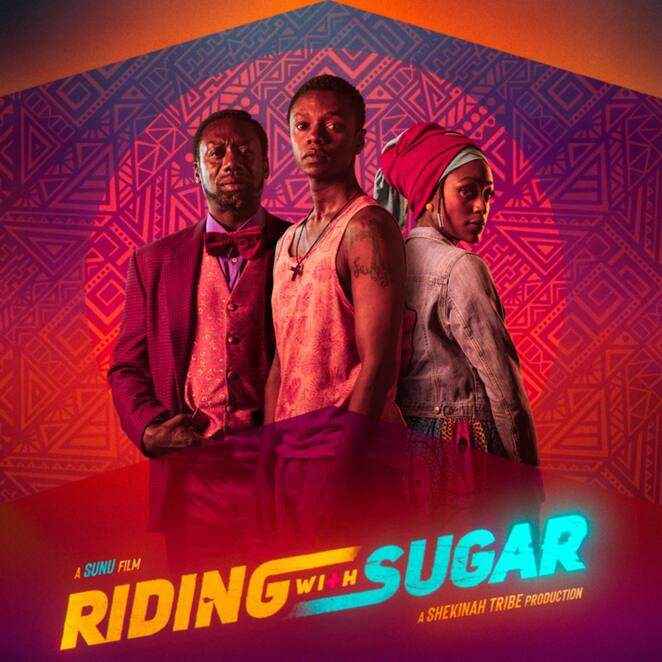 Riding with Sugar review, SAFF AUS & NZ South African Film Festival, 2021, not-for-profit event, showcase South African talent, culture, diversity, support educational opportunities for disadvantaged children, Cape Town, Table Mountain, Joshua, BMX cycling obsessed, refugees, war-torn African countries, orphanage, rating MA15 plus, lively, colourful, exciting, action-packed scenes, coming of age, feel-good movie, awesome soundtracks, worthy of a bookmark, in-cinema, online screenings
