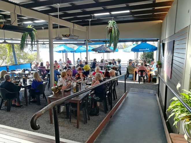 river mark cafe, water front, dining, cafe, lunch, breakfast, hastings river drive, things to do, port macquarie, NSW,