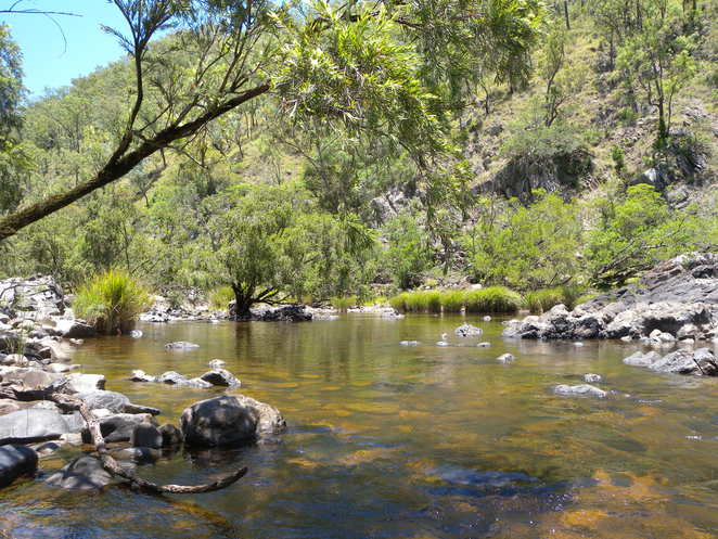 Clarence River Rock Pools