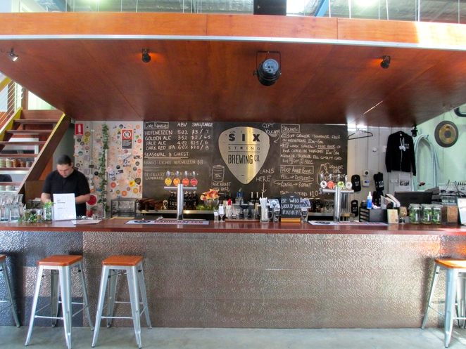 six string, six string brewing co, pub, brewery, bar, beer, central coast, erina