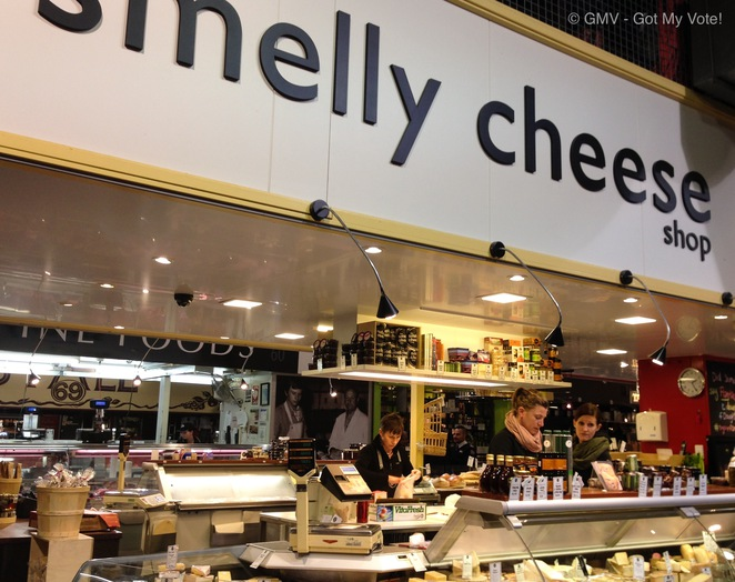 Smelly Cheese Shop, Adelaide, Cheese, Pate