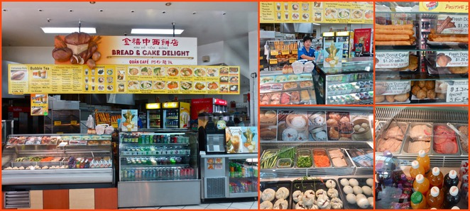 Springvale Central, asian, market, shopping, vegetables, fruit, groceries, clothing, congee, Vietnamese, French bread rolls,Vietnamese, bread top, seafood