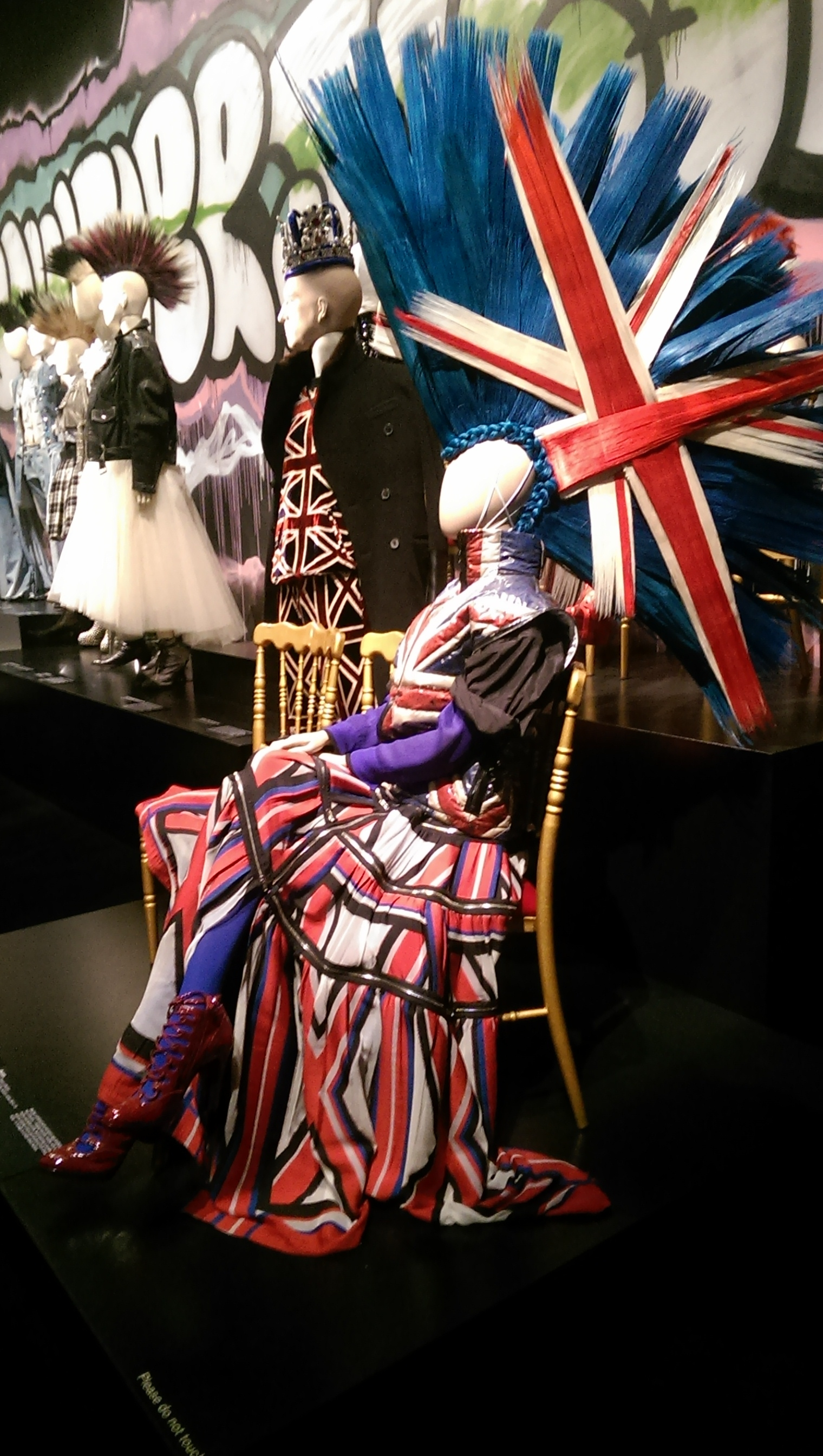 WIN a Cup Day Double Pass to Jean Paul Gaultier Exhibition at NGV ... 084d260ef