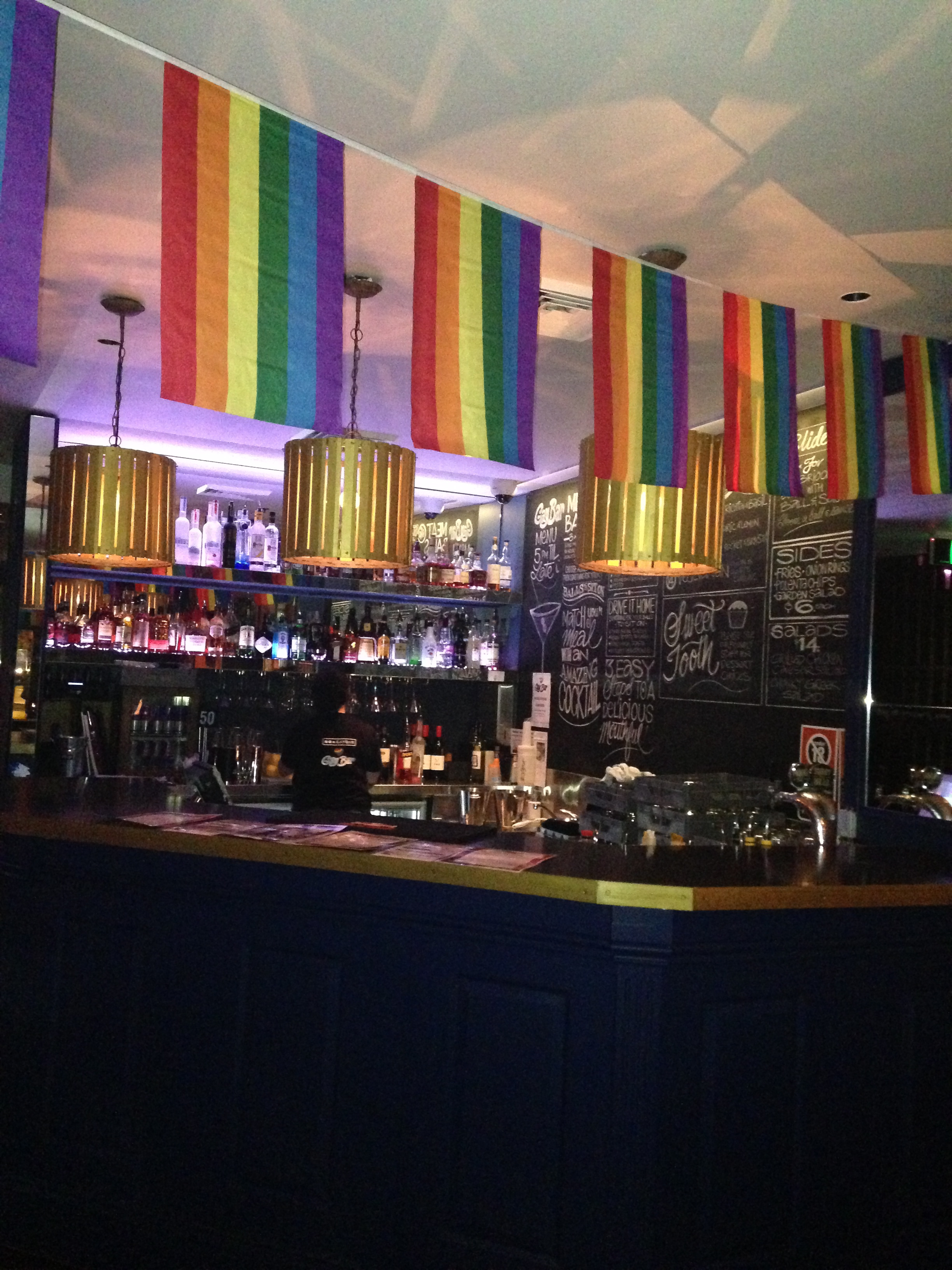 Gay Bars Oxford Street Sydney